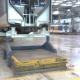 Systeme de manutention omnidirectionnel sur coussins d'air